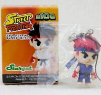 Street Fighter 2 Ryu Another ver. Character Strap Figure Capcom JAPAN GAME