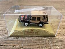 Norev 1/43 Volkswagen Iltis 1980 black La Légende du Dakar n°4