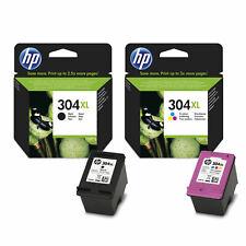 HP N9K08AE 304XL Original Black Ink Cartridge - 300 Pages