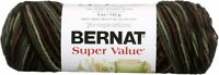 Bernat Super Value Ombre Yarn-Renegade - Camouflage, 164128-28483