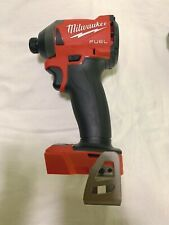 Milwaukee 18V FUEL Brushless impacto Driver somente 2853-20 ferramenta (somente) Novo Kit De