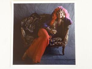 Berry Feinstein - Janis Joplin -photograph