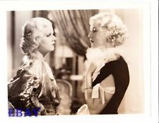 Jean Harlow Bombshell VINTAGE Photo