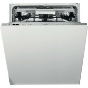 Whirlpool WIO3O33PLESUK 14 Place Fully Integrated Dishwasher With Cutlery Tray