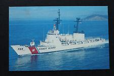 Us Estados Unidos marine ak uscgc Rush whec - 723 Coast Guard ship barco 1970-90er