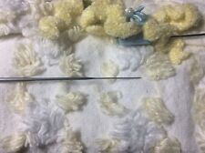 ~42 G SpiRaL UnCuT RoOtiNg FeLtiNg NeEdLeS ~ REBORN DOLL SUPPLIES~