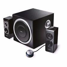 EDIFIER S330D 2.1 Lautsprechersystem / PC-Lautsprecher (72 Watt) mit Kabelfernb.