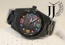 New Adidas Originals Brisbane Women Mini Black Acrylic Strap Watch ADH2943
