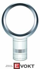 Dyson AM06 Table Fan White / Silver Fan Without Rotor Blades Genuine New