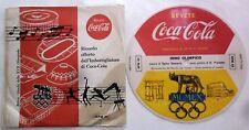COCA COLA  ADVERTISIN  17 SUMMER OLYMPIC GAMES ROME 1960 MEGA FEATURED RARE  LP