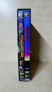PREDATOR 1 & 2 - BOXED SET 2, 3 DISCS