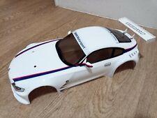 TAMIYA 2007 BMW Z4 MOTORSPORT M POWER 1/10 BODY SHELL..