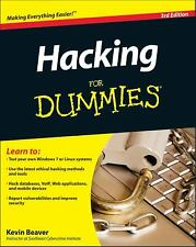 Hacking for Dummies by Beaver, Kevin