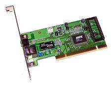 HP Compaq 177454-001 10/100 ETHERNET PCI 176765-001 Adaptador de red tarjeta