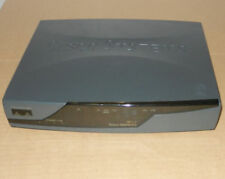 Cisco 877-K9 10/100 4 Port ADSL Integrated Service Router  - NO Adapter