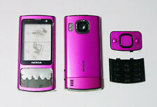 pink Faceplate Housing Fascia Facia Cover case for Nokia 6700s pink cover