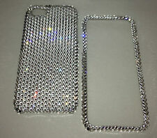 Made With SWAROVSKI Crystal Elements CLEAR Bling Case For IPHONE 6s 6 4.7