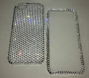 Crystal CLEAR Bling Case For IPHONE 8s 8 4.7 7 7s Made With SWAROVSKI ELEMENTS