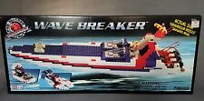 Mega Bloks Pro-Builder Collector Series 1998 WAVE BREAKER #9745 Boys-Girls 7/12