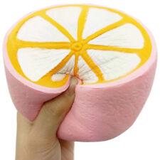 "4.3"" Jumbo Slow Rising Squishies Cheeki Lemon Kawaii Squishy Cream Charm Toy"