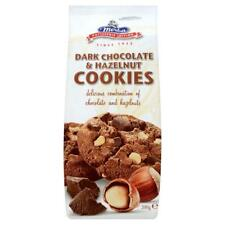 Merba Dark Chocolate & Hazelnut Cookies 200g