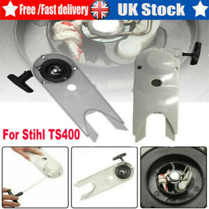 Recoil Rewind Pull Starter Assembly For Stihl TS400 Cut off Saw Side Cover Parts