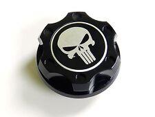 FORD MUSTANG PUNISHER BILLET BLACK ENGINE OIL CAP