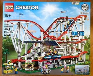 LEGO CREATOR  `` ROLLER COASTER ´´   Ref 10261  NUEVO A ESTRENAR