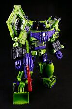 Transformers Hercules Combiner 14 inch US Seller not Masterpiece Devastator