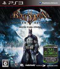 Batman Arkham Asylum PS3 (Leer Descripción)