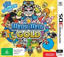 WarioWare Gold for Nintendo 3ds / 2ds Game Wario Ware
