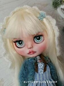 Custom blythe Charlotte, ooak blythe, blythe doll, doll