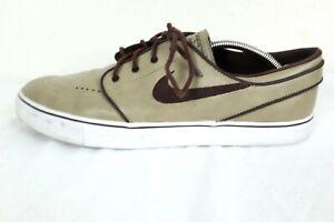 Nike SB Zoom Stefan Janoski OG 833603-220 Khaki Boulder Mens Shoes Size 12