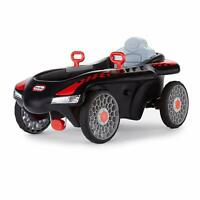 Little Tikes Sport Racer, Pedal Powered Riding Toy On Car for Kids Outdoor play