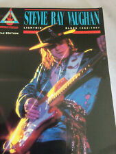 Stevie Ray Vaughn Lightnin' Blues  1983-1987, 2nd Edition, Music Scores