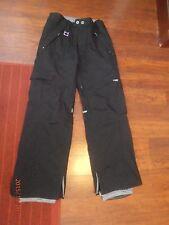 Empyre 10,000mm Snowboard / Ski Pants Women Size Medium 6 Pockets