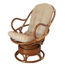 Cushion for Rocking Chair Color Beige