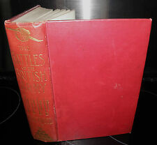 The Battles Of The British Army: Being A Popular Account...  c1920 2nd ed, HB