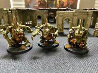 WARCRY Painted Troggoths AOS Age Sigmar Warhammer