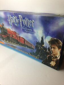 Harry Potter Hogwarts Express Prisoner of Alcatraz Hornby Train set
