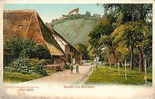 A View of Staufen mit Staufberg, Germany 1905