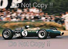 Jim Clark Lotus 49 Winner British Grand Prix 1967 Photograph 4
