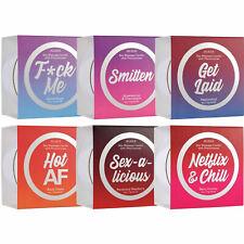 Jelique Soy Massage Oil Mood Candles with Pheromones   6 Scents 4oz Tin