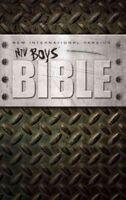NIV Boys Bible : New International Version, Hardcover by Zondervan Publishing...