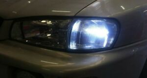 1 PAIR SUBARU IMPREZA RS WRX STI FORESTER XV LIBERTY OUTBACK LED T10 GLOBES