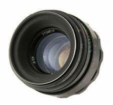 Helios-44-2 lente Zenit M42 58mm f2 USSR biotar planare dSLR Canon 5D 1D M3 6D