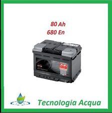 BATTERIA AUTO AP 80 Ah EN 680 POLARITA' POSITIVA DX 275 X 175 X 190
