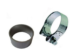 HONDA CBR1100 BLACKBIRD EXHAUST SILENCER GASKET SEAL & STAINLESS CLAMP