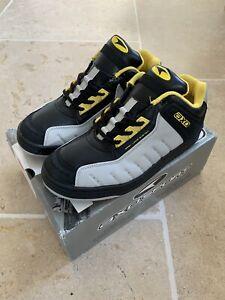 AXO NC1 Grey Yellow MTB Shoes - UK7 EU42