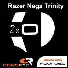Corepad Skatez Razer Naga Trinity Souris Pieds Patins Téflon Hyperglides